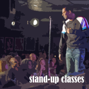 stand-up classes